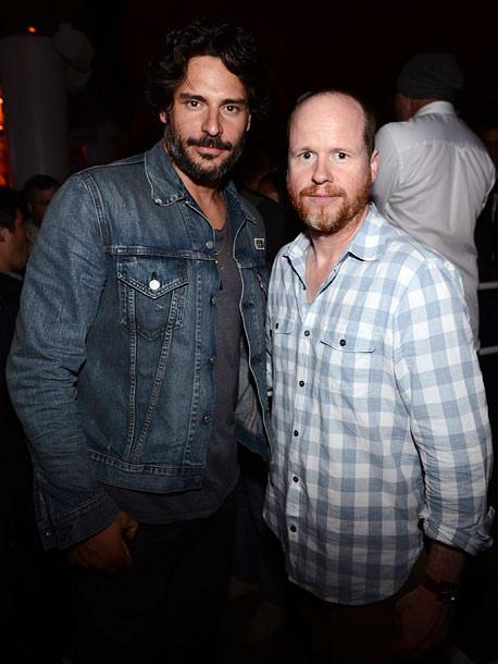 Joss Whedon, Joe Manganiello