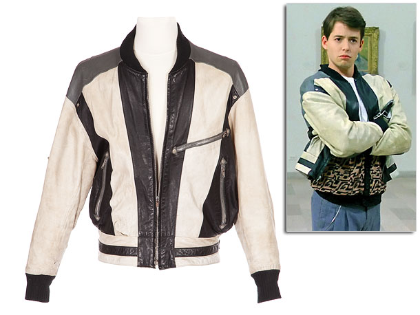 Who didn't want to be Ferris Bueller when they were in high school? The jacket worn by Matthew Broderick in the 1986 goof-off comedy sustained…