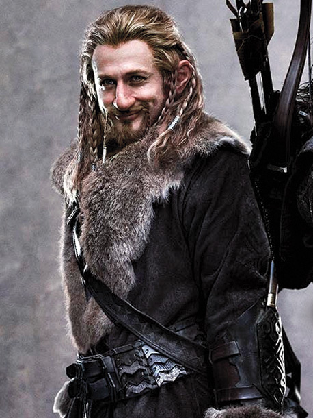 Played by Dean O'Gorman Like Kili, Fili requires less makeup than the other dwarves. ''I have to remember not to complain too hard around them,''…