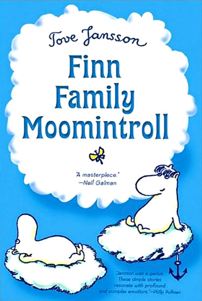 For over a half-century, the Moomin trolls (who look like cuddly hippos) have charmed and amused readers, with their fantastical family adventures. This first in…