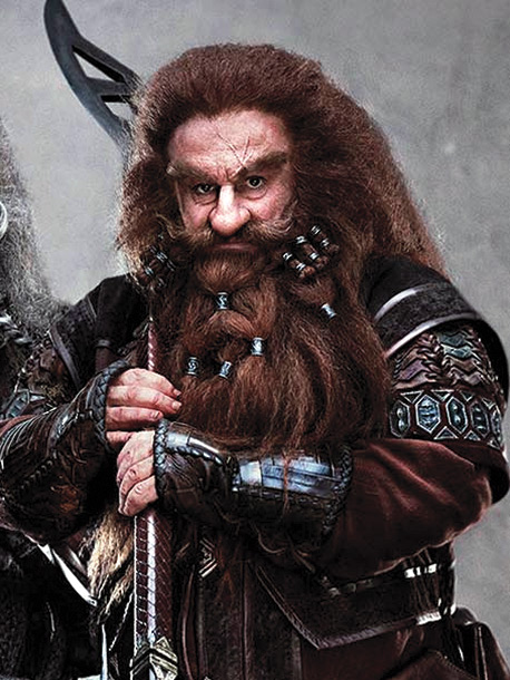 Played by Peter Hambleton Father of Rings ' Gimli and brother to Oin, Gloin ''keeps tabs on what the quest is costing us and what…