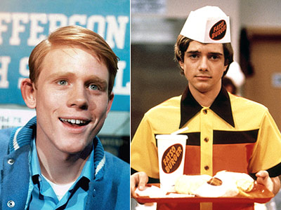 Happy Days, Ron Howard | The Ideal End: What do these two shows have in common? Both were drenched in nostalgia: one was a '70s show about the '50s, and…