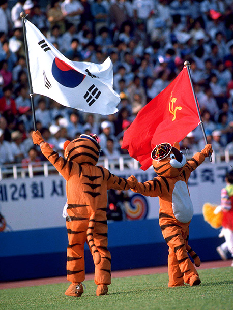 Hodori, the male tiger, was the primary mascot for the Seoul Games. As a cartoon, he resembled Tony the Tiger, so much so that Kellogg's…