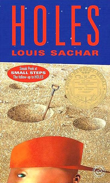 Holes, by Louis Sachar