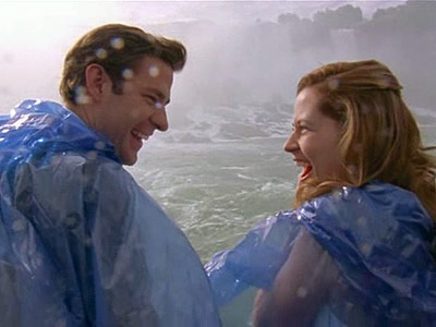 The Office, John Krasinski | The Ideal End: ''Niagara.'' Because even in the great pantheon of wonderful sitcom wedding episodes, there's something extra-special about The Office 's. Maybe it's because…