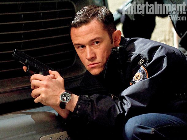 The Dark Knight Rises | Batman also finds a new ally in earnest cop John Blake (Joseph Gordon-Levitt).