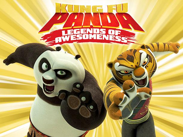 Kungfu Panda: Legends of Awesomeness