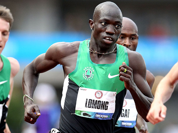 Track & Field, Men's 5,000m Team USA's 2008 flag bearer is one of ''The Lost Boys of Sudan,'' and spent 10 years in a Kenyan…
