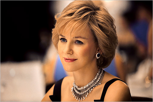 Naomi Watts As Princess Di