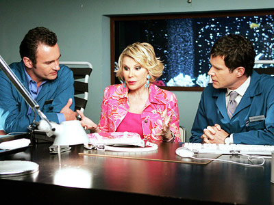 Nip/Tuck, Joan Rivers, ... | The Ideal End: Producer Ryan Murphy specializes in over-the-top TV. His shows are a purposefully insane mishmash of genres, which means they're often very good...until…