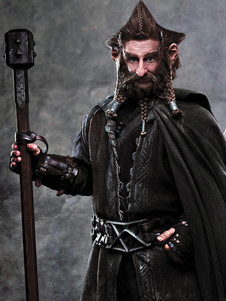 Played by Jed Brophy Nori is ''a bit dodgy,'' Brophy says. ''The other dwarves don't trust him, because he's a bit of a thief. He's…
