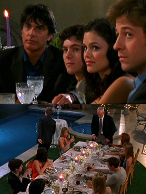 The O.C., Adam Brody, ... | The Ideal End: For a show about rich kids with problems, The OC 's first season was surprisingly epic: by turns funny and soap-opera tragic.…