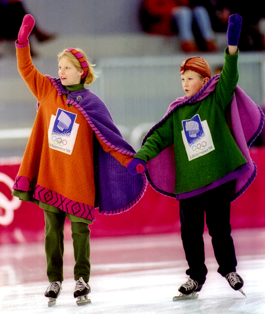 Olympics | The two young Norwegians, named after 13th century Norse historical figures, were the first human-form Olympic mascots. The dolls that were sold looked like Raggedy…