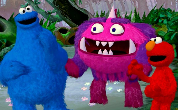 Sesame Street: Once Upon A Monster | This Kinect-enabled offering allows parents and kids to cooperatively play through a living Sesame Street storybook, all while learning important life lessons along the away.…