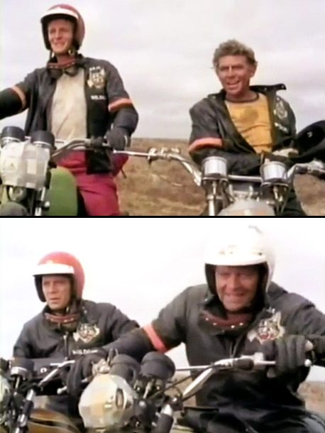 Andy Griffith | Griffith played against type in this TV movie, portraying a villainous businessman who lures some desperate advertising employees into the Baja wasteland. He ends up…