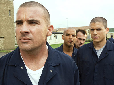 Prison Break, Wentworth Miller | The Ideal End: Serialized nail-biters don't get much better than Prison Break 's first season, which extended a movie-ready story line with nonstop plot twists…