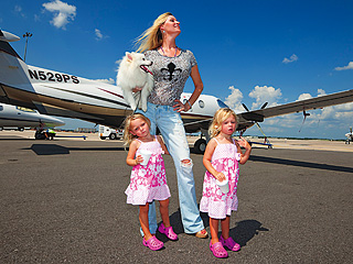 THE ONE PERCENT The Queen of Versailles uses the lives of one family as a case study to scrutinize Americans' obsession with consumerism and ''more-ness''