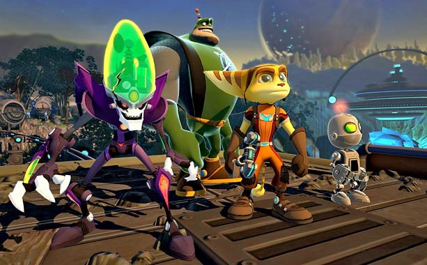 Ratchet & Clank: All 4 One | This action-platformer packs all the Pixar-rivaling production values, sharp writing, crazy characters, and gadget-based gameplay the series is famous for, but one-ups its predecessors by…