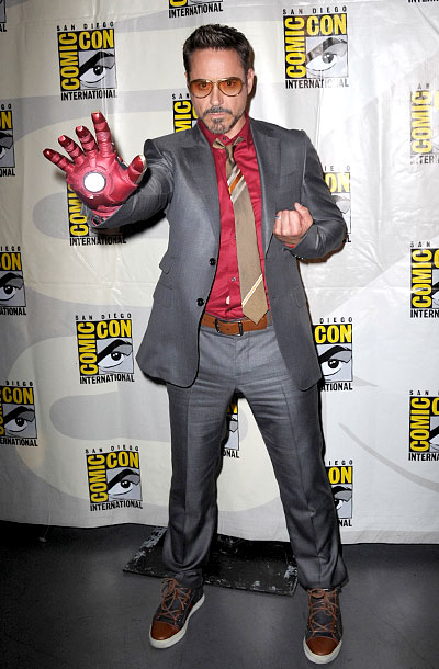 16. Talk to the Iron Man Hand