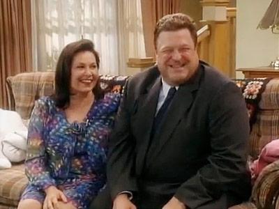 Roseanne, John Goodman, ... | The Ideal End: Immediately before the final scene of the season 9 premiere. The episode feels a little bit like a series finale already: after…