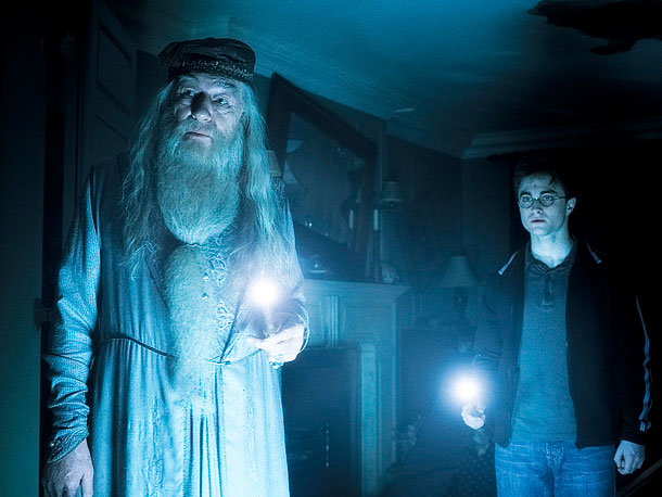Why he was wise: The headmaster of Hogwarts School of Witchcraft and Wizardry may sometimes appear serious, but he's always encouraging Harry's curiosity — even…