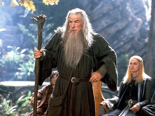 Why he was wise: Middle-earth aficionados will squabble about who's greater. Is it Gandalf the Grey or Gandalf the White? A pointy wizard's hat covering…