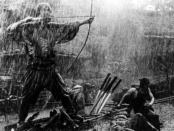 Why he was wise: Akira Kurosawa's 1954 masterpiece has displays of heroism in abundance. But as the calm, clear-eyed leader of the titular septet who've…
