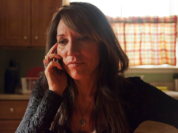 Katey Sagal, Sons of Anarchy | in season 4, under the weight of a secret neither of them wanted revealed, Gemma's (Sagal) marriage to Clay (Ron Perlman) frayed to the point…