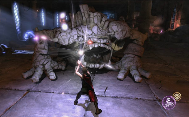 Sorcery | Inventively incorporating the PlayStation 3's motion-sensing Move technology, this fantasy-fueled action-adventure essentially turns the controller into a spell-spitting magic wand; from barbecuing baddies with fire…
