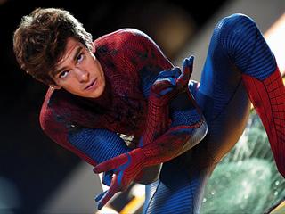 Spider Man Garfield
