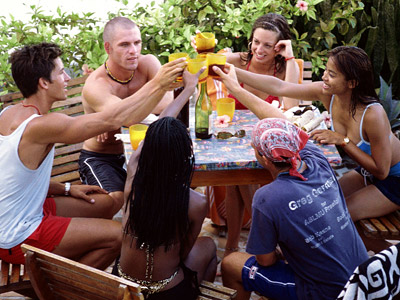 Temptation Island | TEMPTATION ISLAND An island that serves as host to a sexual fiesta was the basic premise of this show, which encouraged couples to venture out…