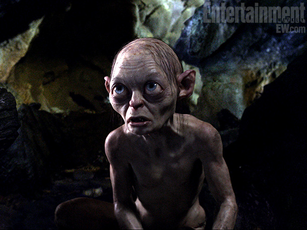 Andy Serkis, who returns as Gollum, found it relatively easy to slip back into the role nearly a decade after the Rings trilogy. ''He's never…