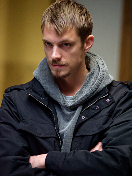 The Killing | Joel Kinnaman on the technique behind an emotional breakdown: ''Before we shoot, I'll go cry by myself and scream. I'll do the scene big. When…