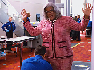 TYLER PERRY'S MADEA'S WITNESS PROTECTION Tyler Perry