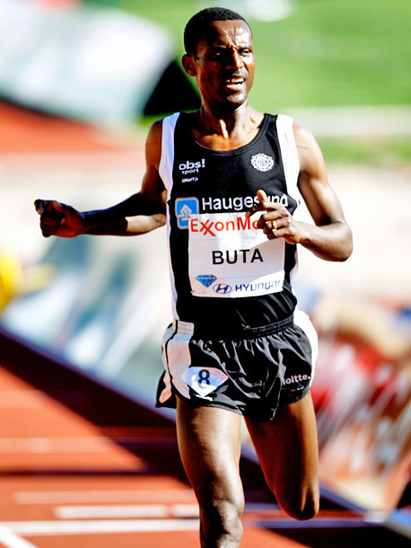 Track & Field, Men's Marathon The Ethiopian refugee now runs for Norway, where he works full-time as an office and school janitor — training during…
