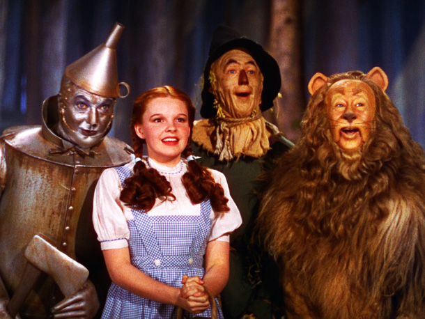 Judy Garland, The Wizard of Oz | On Saturday at 8 p.m., California's Fremont Symphony Orchestra celebrates a century of great movie music performing pieces from Gone With the Wind , Casablanca…