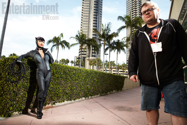 San Diego Comic-Con 2012 | Found him!