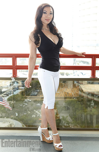 San Diego Comic-Con 2012 | Yaya Han before her transformation.