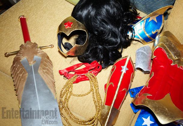 San Diego Comic-Con 2012 | Wonder Woman, deconstructed.