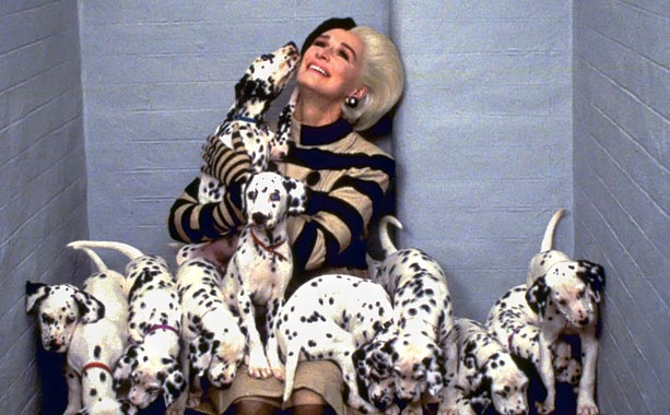 101 Dalmatians | Cruella De Vil Cruella De Vil If this doesn't bore you No dreadful film will. To watch it is to Take a sudden chill Cruella,…
