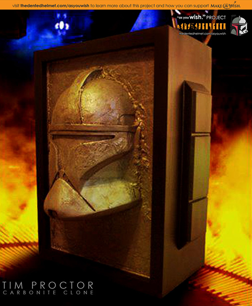 Does armor hold up well in carbon freeze? If you saw Star Wars: The Clone Wars ' third season episode ''The Citadel,'' you already know…