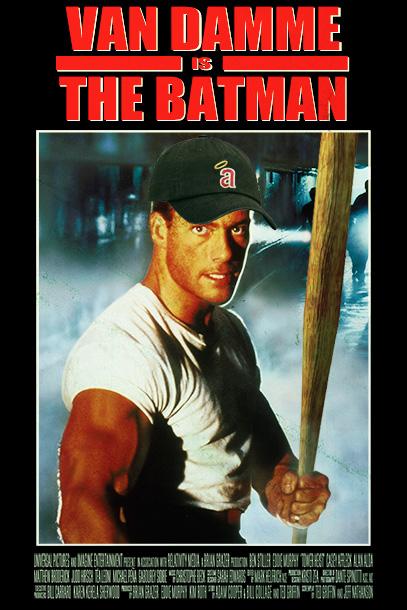 Jean-Claude Van Damme | One man. One baseball bat. Hundreds of broken bones.