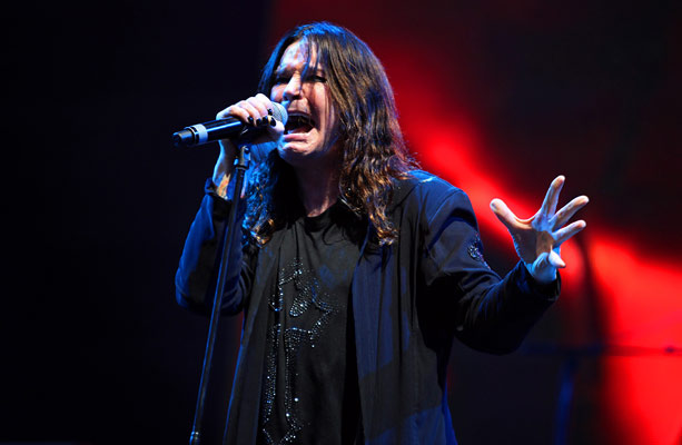 Ozzy Osbourne, Black Sabbath, ...
