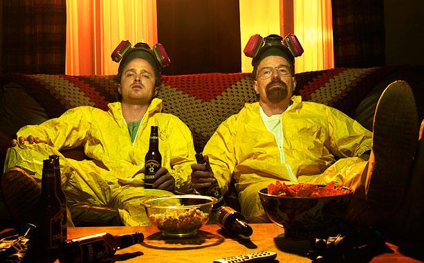 1. Breaking Bad , 32% 2. Episodes , 15% 3. True Blood , 14% 4. Louie / Suits , 13% (TIE) 6. Dallas , 12%…