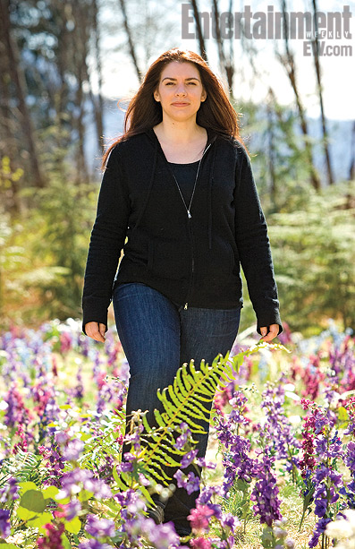 Stephenie Meyer, The Twilight Saga: Breaking Dawn - Part 2 | Meyer admits that shifting her focus away from a story that's been central to her life for nearly 10 years years will be an adjustment.…