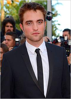 Cannes Rob Pattinson