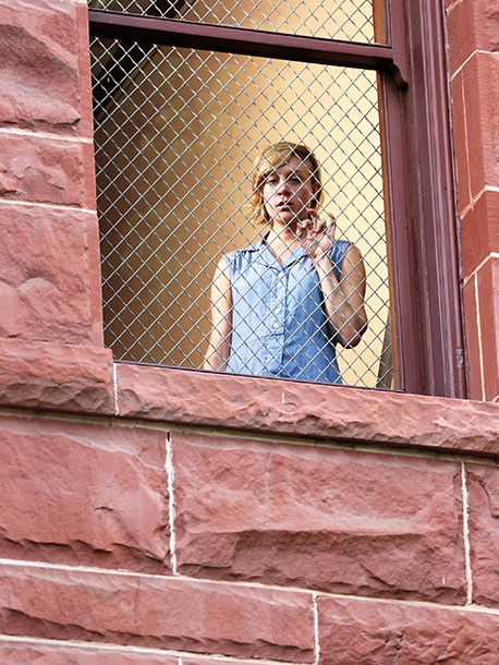 American Horror Story | The Big Love veteran plays nymphomaniac inmate Shelley. Little else is known about the character, but the actress promises season 2 will be just as…