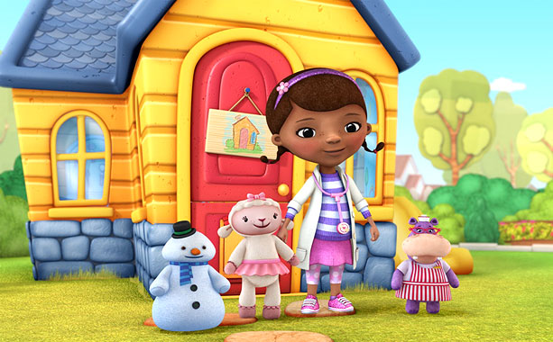 Doc McStuffins is a sweet, caring, six-year-old with a big imagination. She mimicks her mother's job and plays doctor to a host of toys with…