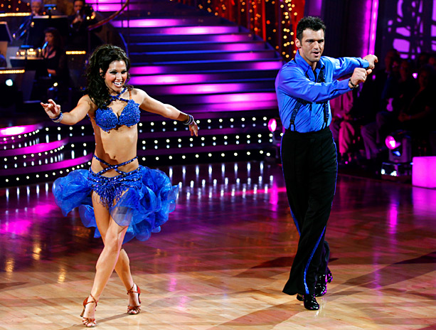 Tony Dovolani, Melissa Rycroft, ... | The former Bachelor contestant and her classy pro finished third in a very competitive season 8. Green says: ''I think that season with Shawn and…