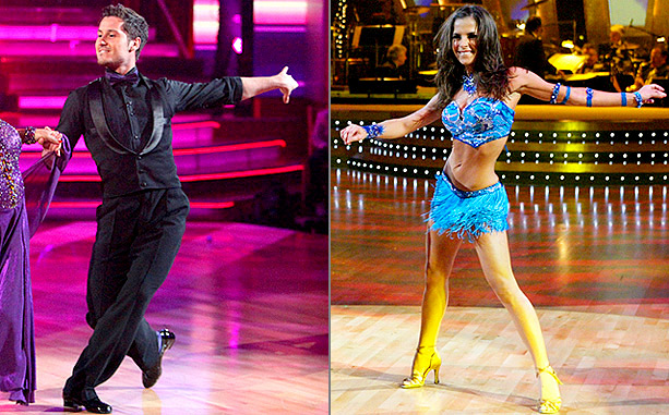 Kelly Monaco, Dancing With the Stars | The season 1 winner could be the closest to a ''rookie'' of the all-star cast — after all, season 1 was only six hours long...and…